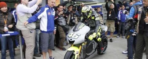 Rossi regresa a Yamaha/www.GPone.com