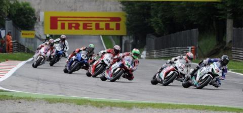 Superbike llega a Monza